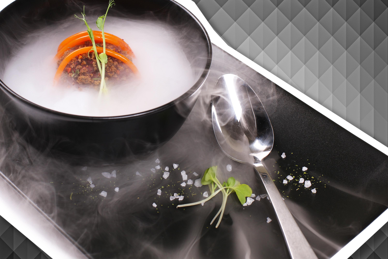 rotary evaporation, rotary evaporator, rotavapor, molecular cooking, mixologists, flavour creation